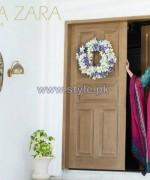 Sania Zara Designer Collection 2014 For Summer 8
