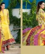 Sania Zara Designer Collection 2014 by ZS Textiles 1