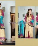 Sania Zara Designer Collection 2014 by ZS Textiles 3