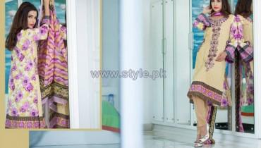 Sania Zara Designer Collection 2014 by ZS Textiles 4