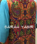 Sarah Yasir Summer Dresses 2014 For Women 007