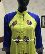 Sarah Yasir Summer Dresses 2014 For Women