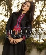 Shehrbano Summer Dresses 2014 For Girls 2