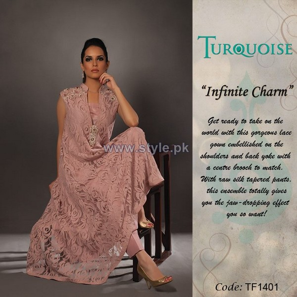 Turquoise Formal Dresses 2014 For Summer 2