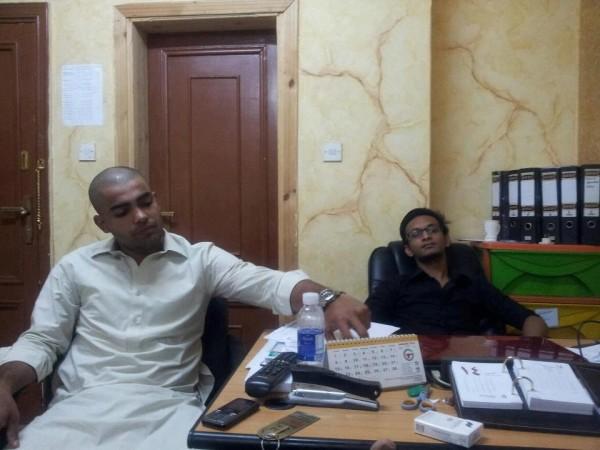 Umar Akmal Umrah Pics 011