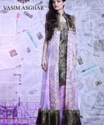 Vasim Asghar Summer Dresses 2014 For Women 001