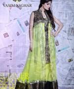 Vasim Asghar Summer Dresses 2014 For Women 002