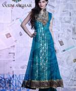 Vasim Asghar Summer Dresses 2014 For Women 003