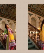 ZTM Embroidered Lawn Dresses 2014 For Women 0011