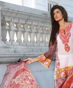 ZTM Embroidered Lawn Dresses 2014 For Women 002
