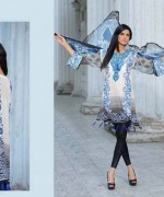 ZTM Embroidered Lawn Dresses 2014 For Women 007