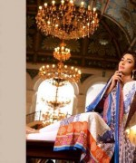 ZTM Embroidered Lawn Dresses 2014 For Women