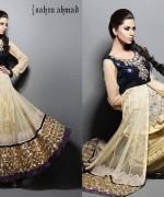 Zahra Ahmad Summer Dresses 2014 For Women 0010