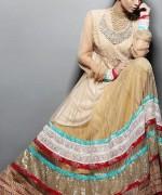 Zahra Ahmad Summer Dresses 2014 For Women 0011