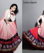 Zahra Ahmad Summer Dresses 2014 For Women 0014