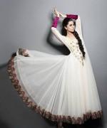 Zahra Ahmad Summer Dresses 2014 For Women 004