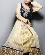 Zahra Ahmad Summer Dresses 2014 For Women 005