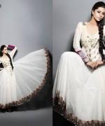 Zahra Ahmad Summer Dresses 2014 For Women 008
