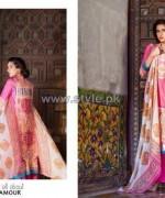 ZebAyesha Premium Lawn Dresses 2014 For Summer 8