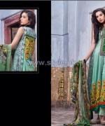 ZebAyesha Premium Lawn Dresses 2014 by Al-Zohaib Textile 6