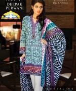 Zeniya Lawn Dresses 2014 For Summer 5