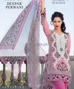 Zeniya Lawn Dresses 2014 by Deepak Perwani 1