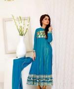 Zunaira Lounge Formal Dresses 2014 For Women 009
