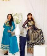 Zunaira Lounge Formal Dresses 2014 For Women