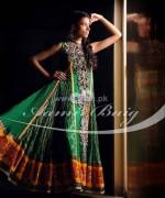 Aamir Baig Formal Dresses 2014 For Summer 1