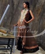 Aamir Baig Formal Dresses 2014 For Women 5