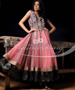 Aamir Baig Formal Dresses 2014 For Women 6