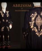Abrishm By Fauzia Bokhari Formal Dresses 2014 For Women 005