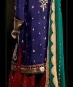 Abrishm By Fauzia Bokhari Formal Dresses 2014 For Women 006