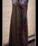 Abrishm By Fauzia Bokhari Formal Dresses 2014 For Women 009
