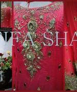 Afifa Shah Summer Dresses 2014 For Women 004