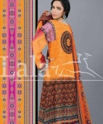 Afreen Lawn 2014 by Lala for Women001