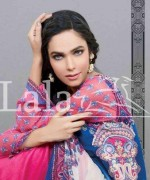 Afreen Lawn 2014 by Lala for Women002