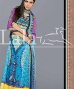 Afreen Lawn 2014 by Lala for Women005