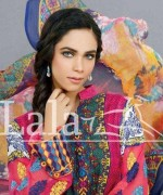 Afreen Lawn 2014 by Lala for Women006