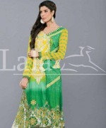 Afreen Lawn 2014 by Lala for Women008