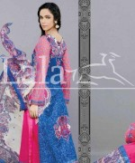 Afreen Lawn 2014 by Lala for Women011
