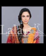 Afreen Lawn 2014 by Lala for Women012