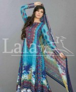 Afreen Lawn 2014 by Lala for Women014