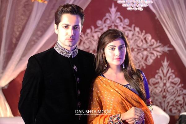 Aiza Khan And Danish Taimoor Pics 01