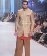 Amir Adnan Collection At Pantene Bridal Couture Week 2014 0012