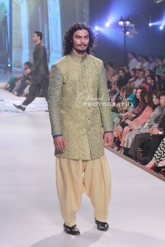 Amir Adnan Collection At Pantene Bridal Couture Week 2014 0014