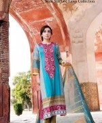 Amna Ismail Lawn 2014 Volume 3 for Women003