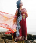 Amna Ismail Lawn 2014 Volume 3 for Women006