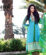 Amna Ismail Lawn 2014 Volume 3 for Women007