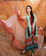Amna Ismail Lawn 2014 Volume 3 for Women008
